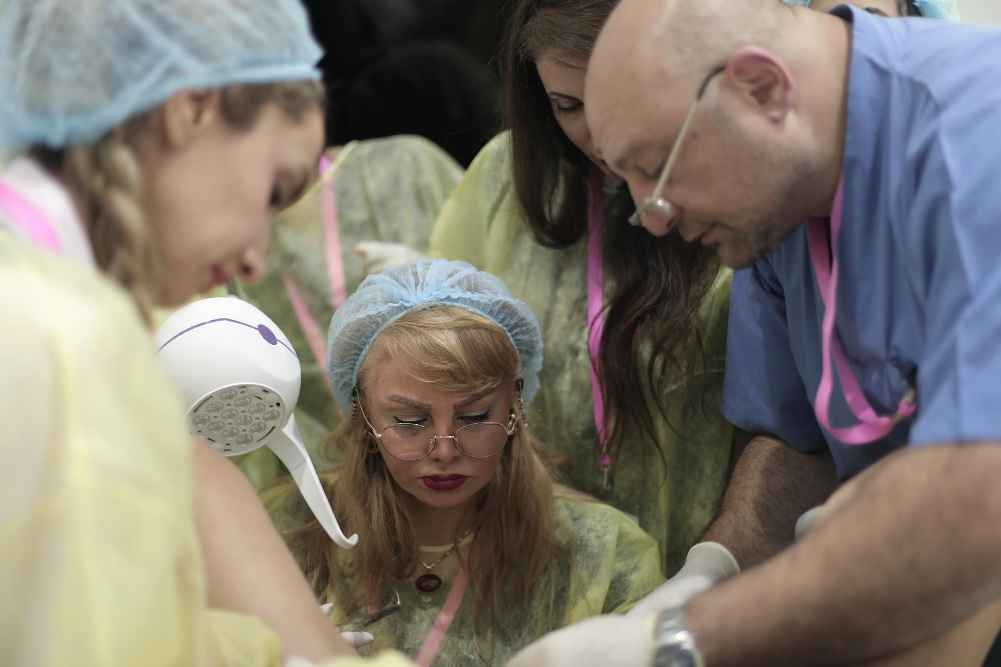 Fellowship in cosmetic gynecology by american aesthetic association with hands-on training. aesthetic medicine, aesthetic gynecology, gynaecology by american aesthetic association